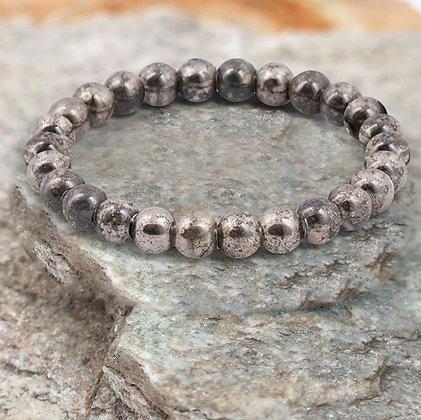 "Bracelet ""Aura"" Pyrite"