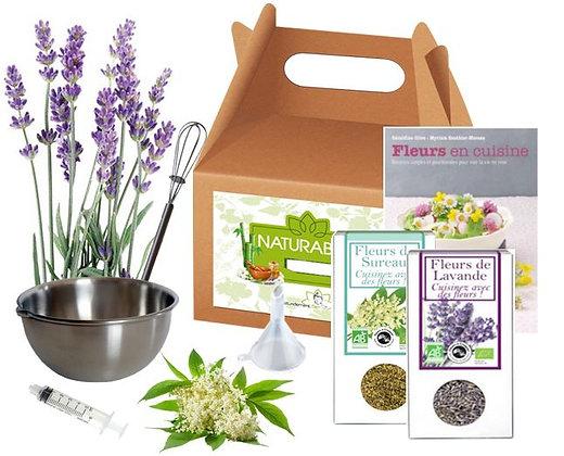 Natura'Box Fleurs en Cuisine - NN0101