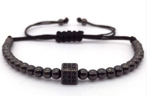 Bracelet Macramé Cubic - TM0063