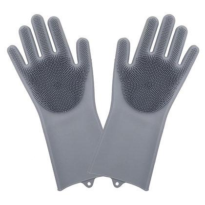 Gants Magiques de nettoyage en silicone - MA0071