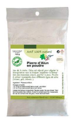 Pierre d'Alun en Poudre - AT0069