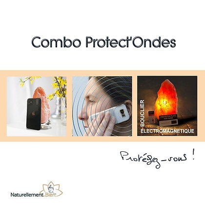 COMBO PROTECT'ONDES