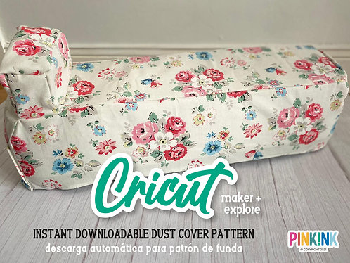 Cricut Dust Cover (Pattern for sewing)