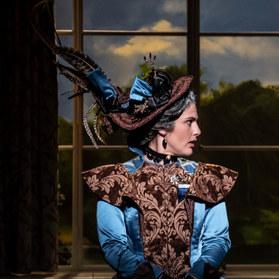 Lady Bracknell: Hawk Look