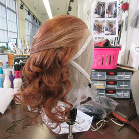 Wig Styling and Blocking: Lace Front