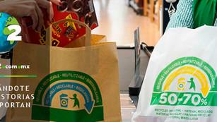 Mercadona elimina las bolsas de plástico en sus 1,630 tiendas