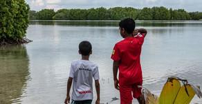 Cambio climático amenaza el futuro de niños
