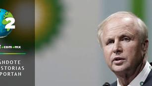 Bod Dudley, CEO de BP, dice que el mundo no va por un camino sustentable