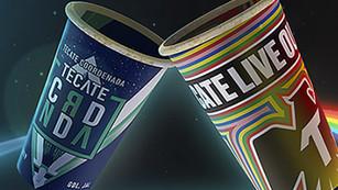 Heineken México reciclará 10 millones de vasos para hacer muebles