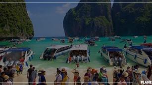 Maya Bay, el tesoro de Tailandia cierra temporalmente por turismo excesivo