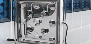 Solar Squared: un bloque de vidrio que genera electricidad