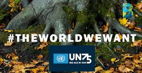El mundo que queremos: las Naciones Unidas celebran su 75º aniversario