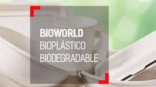 Bioworld, bioplásticos que se biodegradan en 6 meses