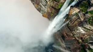 Salto del Ángel, un tributo a la naturaleza