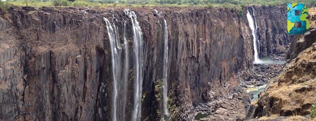 Cataratas Victoria: una de las maravillas naturales del mundo en riesgo de sequía por el cambio climático