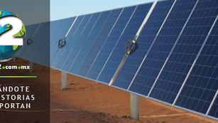 Con la instalación diaria de más de 25,000 paneles solares en Villanueva, México impuso un nuevo réc