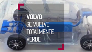 Volvo sólo comercializará autos eléctricos o híbridos a partir de 2019