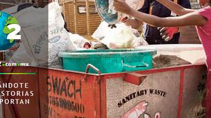P&G enfrenta presión por los residuos de pañales y toallas femeninas