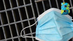 Plástico de Covid-19 terminará en nuestros mares, advierte ONU