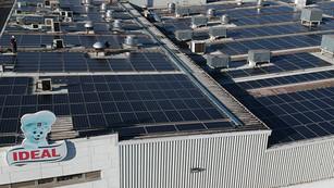 Grupo Bimbo inaugura techo fotovoltaico que mitigará 1,310 toneladas de CO2