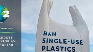 Parlamento Europeo prohíbe los plásticos de un solo uso a partir de 2021