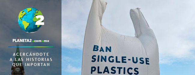 UE prohíbe plásticos de un sólo uso