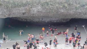 Cierran acceso a turistas al Parque Nacional Islas Marietas