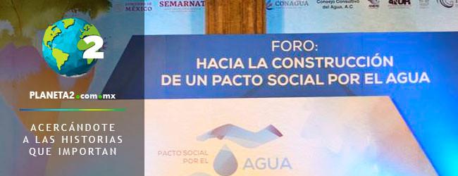Estado de México consejo consultivo del agua