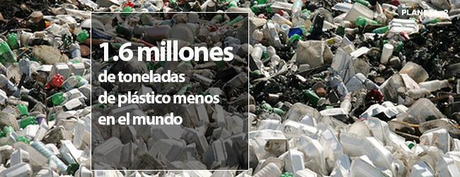 Francia prohibe el uso de plásticos desechables