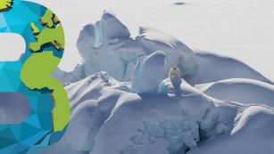 La última zona helada del Ártico mostró una drástica pérdida de hielo en 2020