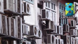 El calentamiento global podría impulsar la demanda de aire acondicionado hasta un 59%