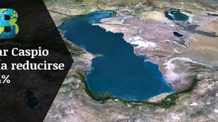 Mar Caspio, el lago más grande del mundo se dirige a una catástrofe climática