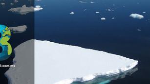 Calentamiento global podría elevar el nivel del mar más de dos metros para 2100
