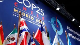 México busca ser líder en COP25, aunque ONU ve retroceso en el avance de los objetivos climáticos