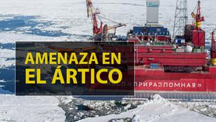 Perforando el ártico: el pacto con el diablo