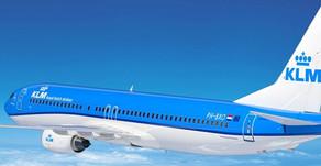 KLM recicla botellas de plástico para fabricar herramientas para reparar sus aviones