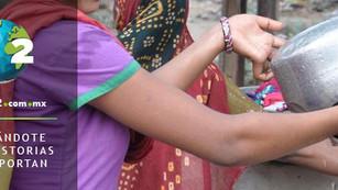 Rajendra Singh, conocido como 'Waterman' por 'suministrar' agua a más del mil pueblos en la India