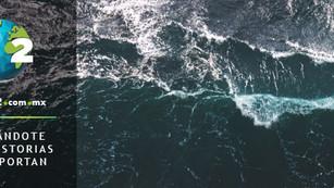Océanos rompen récord de altas temperaturas en 2018