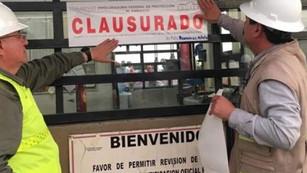 Profepa clausura tanque de Grupo México que derramó 3 mil litros de ácido sulfúrico en el Golfo de C