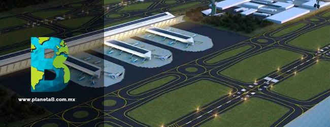 impacto ambiental aeropuerto santa lucía