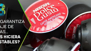Nestlé garantiza reciclaje de cápsulas de café, pero siguen sin ser compostables y/o biodegradables