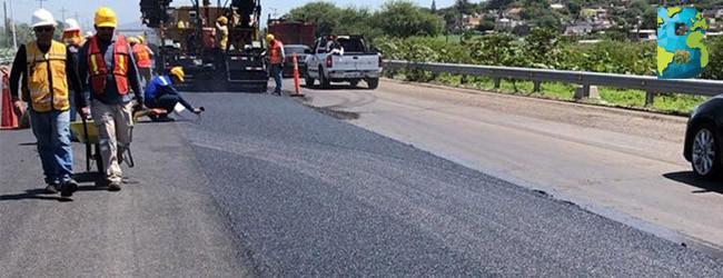 Guanajuato inaugura la primera carretera de asfalto con plástico reciclado en México