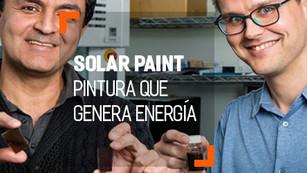 """""""Pintura solar"""", el descubrimiento que  puede proporcionar una fuente de energía sin fin"""