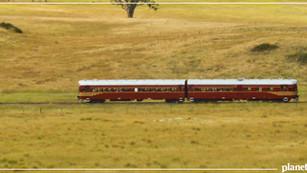Byron Bay Railroad Company crea el primer tren de energía solar