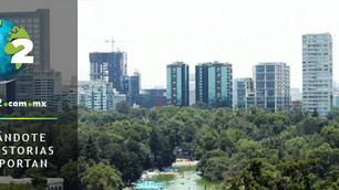 Bosques urbanos aliados para ciudades. Sedema pide continuar apoyos a bosques citadinos