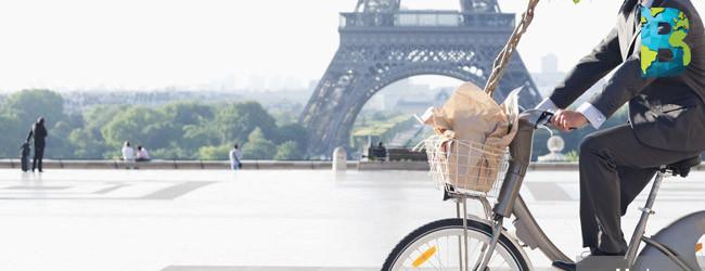 París: más espacio a bicis y a peatones, menos a coches