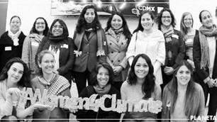 """Conoce a las 10 ganadoras del Programa de Tutoría """"Mujeres por el Clima"""", organizado por Sedema y C4"""