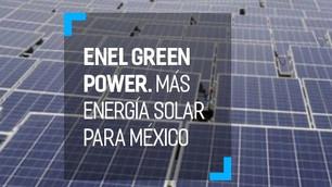 Enel Green Power construirá la planta solar más grande de América