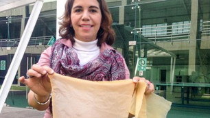 Investigadora mexicana inventa un bio-plástico a base de nopal