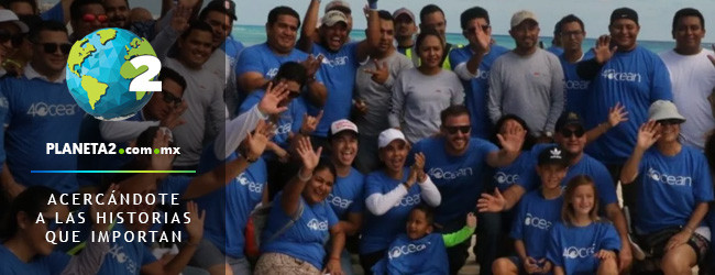 4ocean cancun clean up